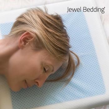 Jewel Bedding Visco-Elastisch Kussen met gel